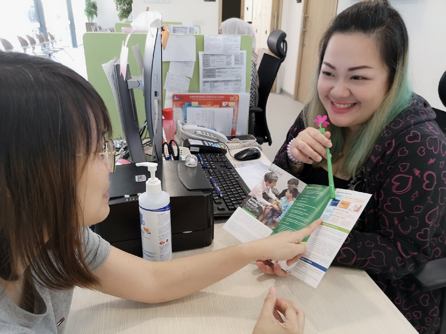 Health Screening for Foreign Domestic Workers - Available at all GP+ Clinics islandwide