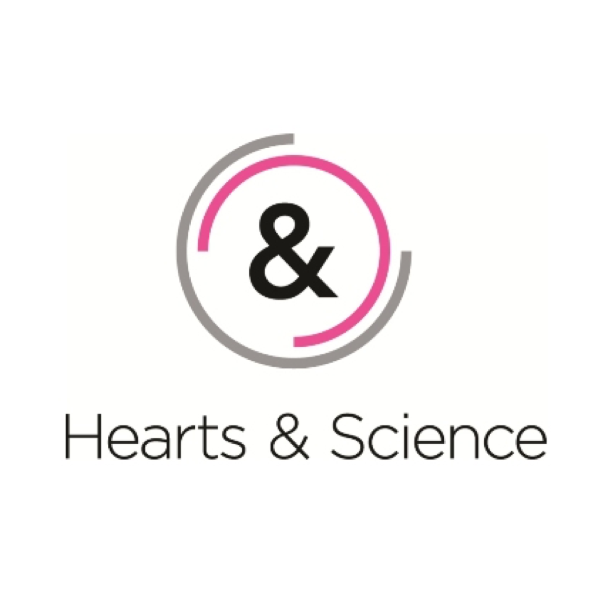 Hearts and Science logo signee.png