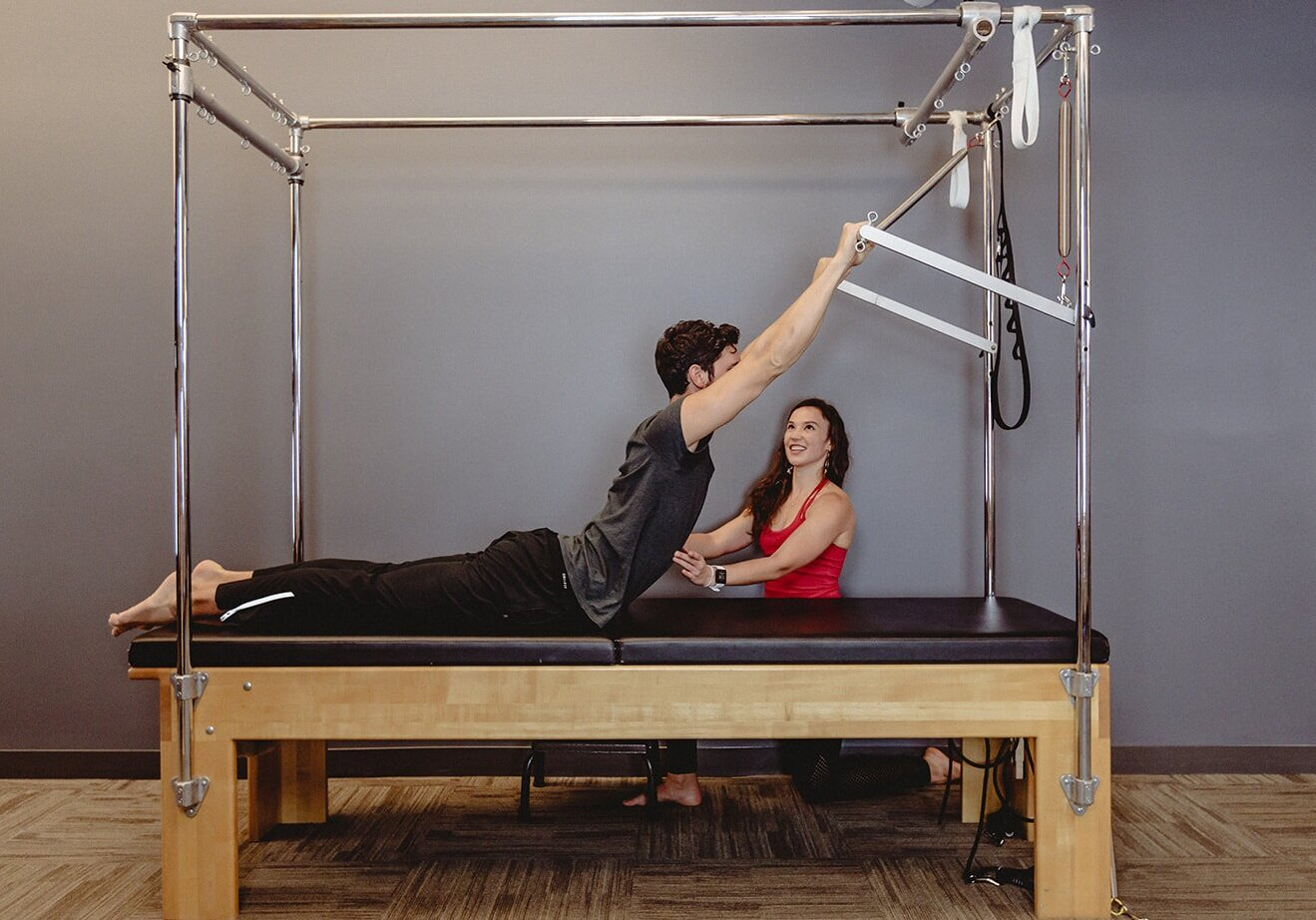 Technique Matters - PILATES-WHOLE-BODY MOVEMENT AND BREATH.Muscle Activation of San Francisco specializes in Rehabilitative and Scolio-Pilates. We apply our contemporary understanding of the biomechanics of the human body, while keeping the integrity of classical Pilates exercises.What sets us apart is our full understanding of the body as an integrated system.We effectively make changes through proven methods of neuroplastic principles and retraining faulty movement patterning.