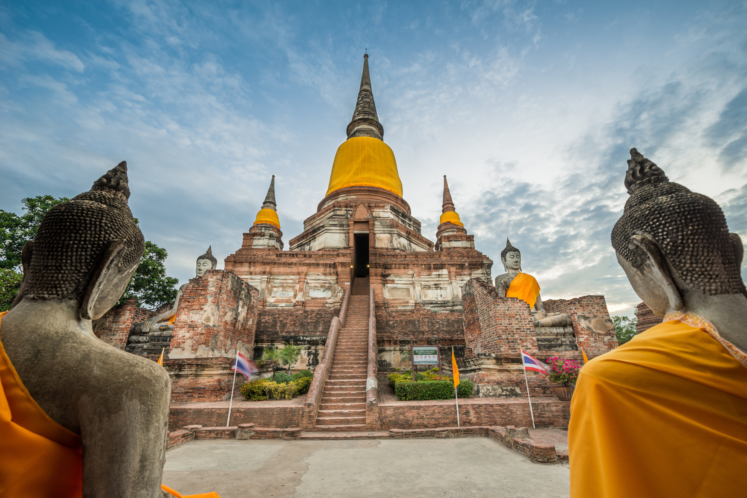 Thailand Ayutthaya Temples