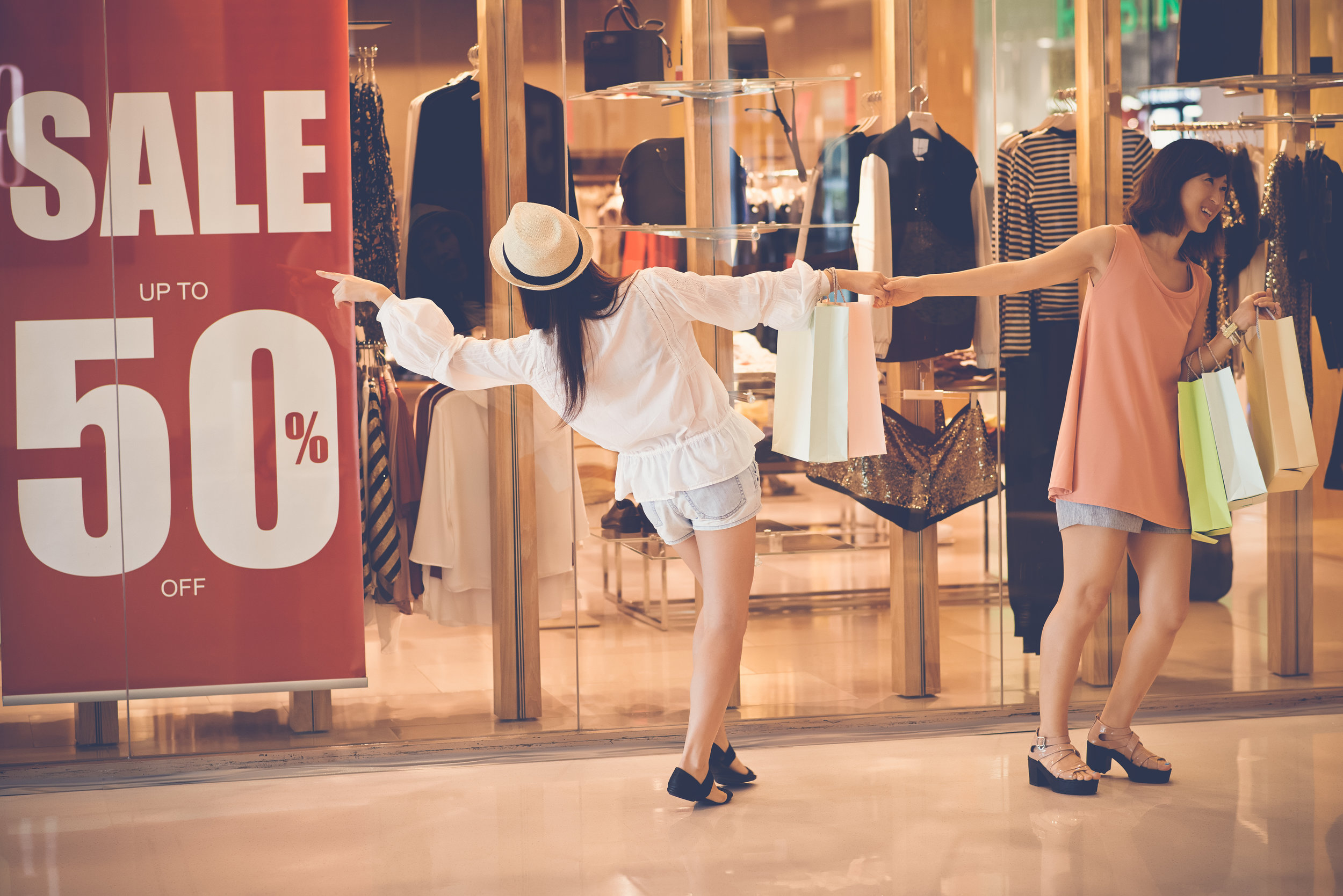 Surviving Boxing Day Sales