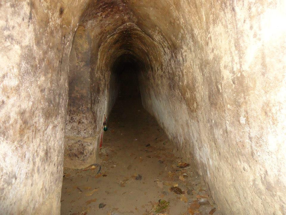 Viet Cong Tunnels