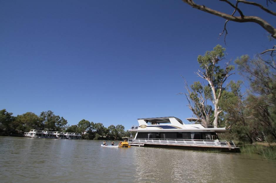 Mildura House Boats