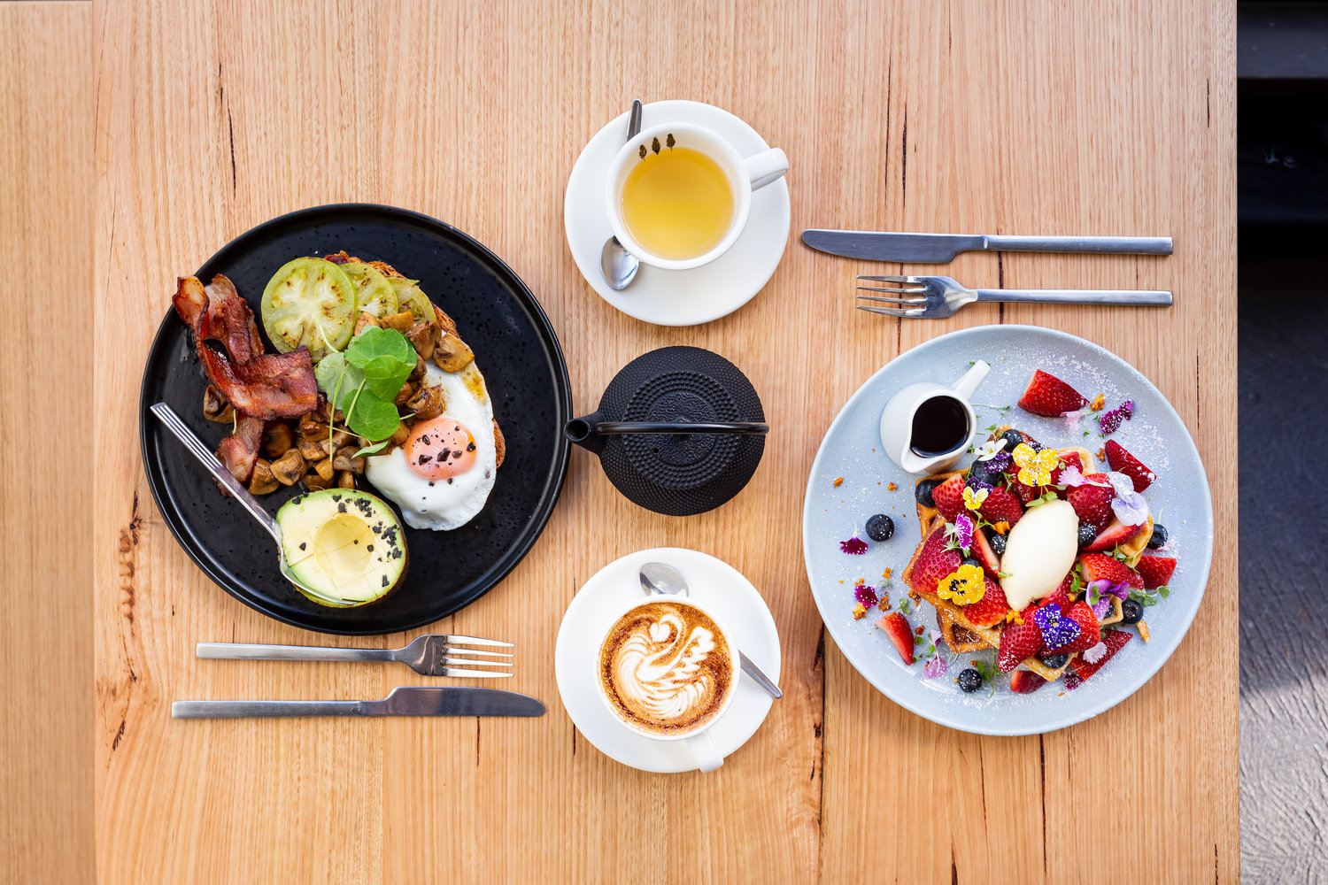 20 Most Insta-Worthy Brunch Spots in Australia - Click here to read now!
