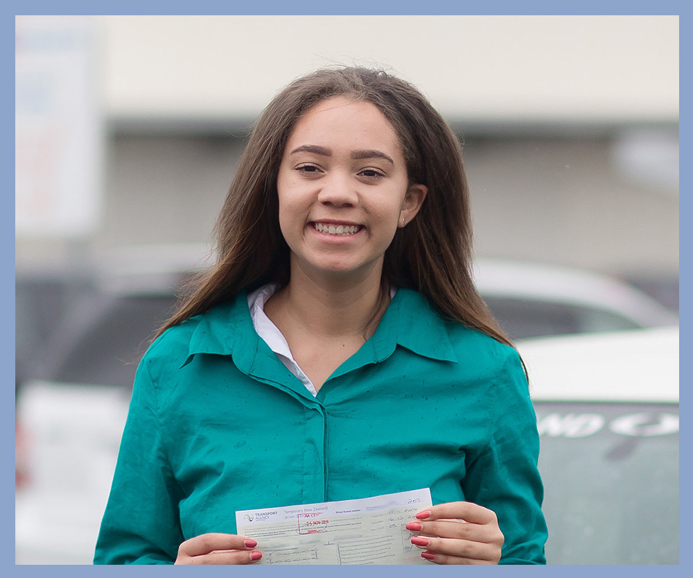 Did you know that a young person with a full or restricted driver's licence is able to apply for 7 times more jobs than those without? - Delivering driver's licences to Auckland youth.
