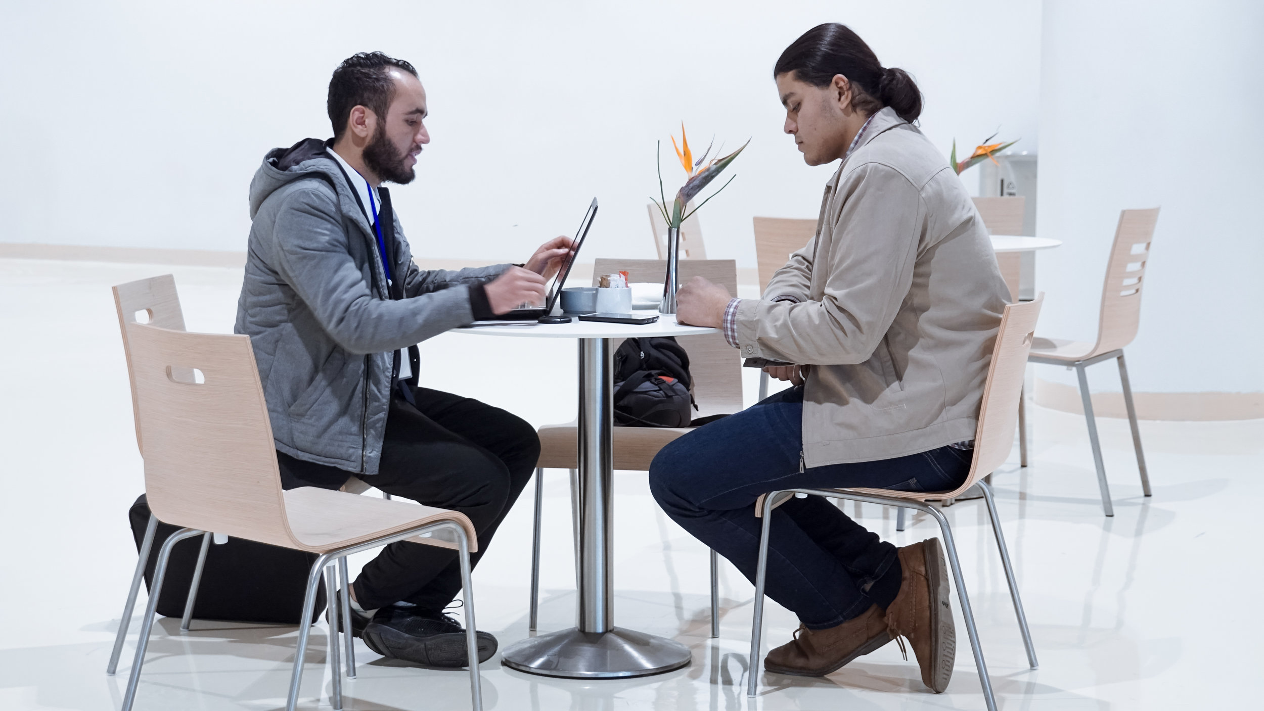 Ready to Role - This is a short intervention to help you land that next job. If there is a job just around the corner for you and all you need is a brand new CV or to brush up on your Interview Skills, maybe a pair of workboots is all that's in the way of you being ready to role to start work.