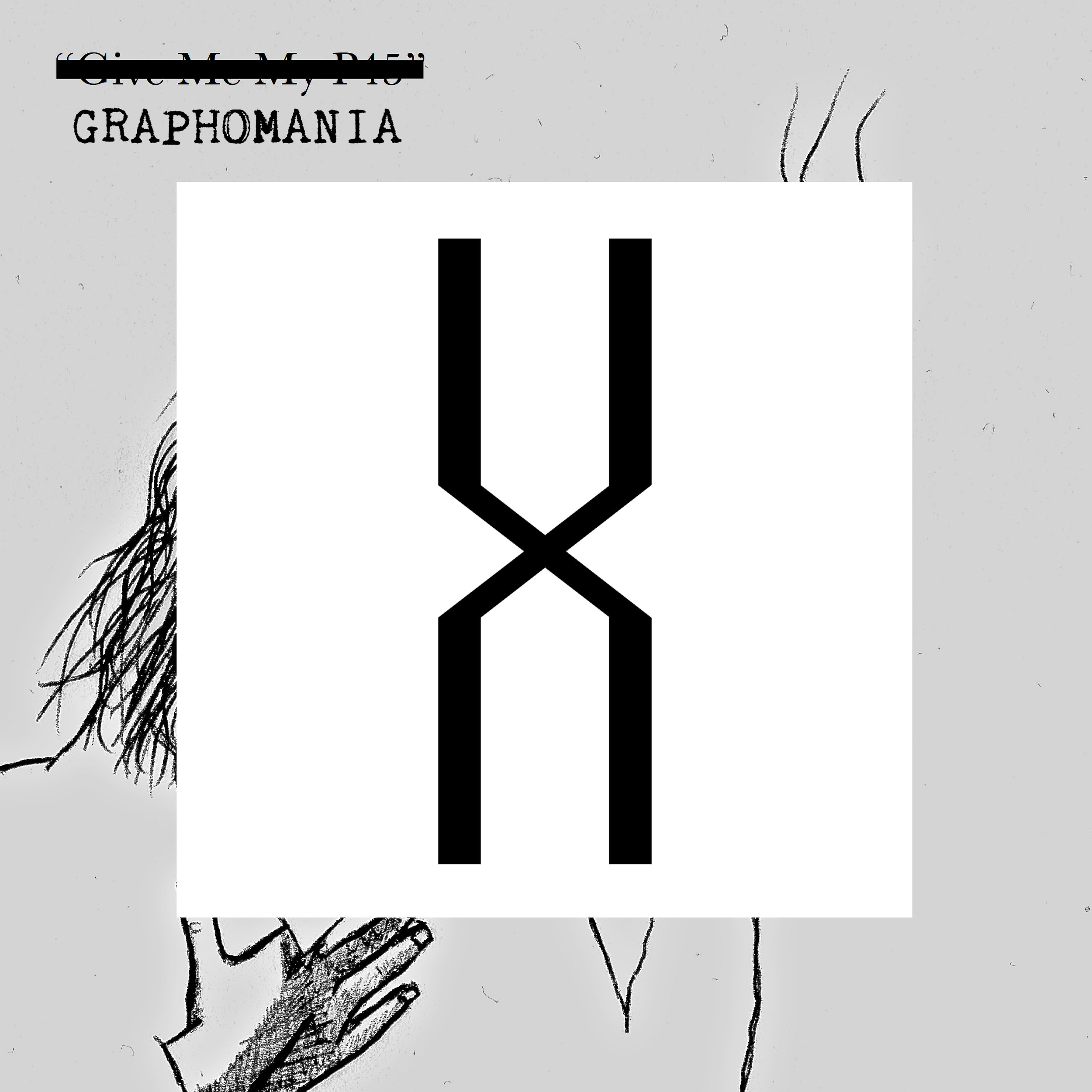 GRAPHOMANIA - Released as the second single from 'AUSLANDER' in March of 2018, 'GRAPHOMANIA''s release was supported by BRAIN APE's first European set of live dates ending in a hometown release show in London's 'Water Rats' venue.The single was also used by SCRATCH ROCK RECORDS to launch BRAIN APE's back-catalogue, and that of the other artists on the label, on all major streaming platforms.