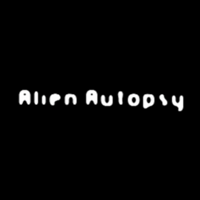 ALIEN AUTOPSY - ALIEN AUTOPSY's only single incorporated a lot of the elements present in JAG HEIR and MINKY TRES-VAIN's previous project STILL SANE, whilst being heavily influenced by the other three members' wide tastes in music. In the process, the band became the project to bridge the artistic gap between STILL SANE and TRES-VAIN's next focus; BRAIN APE. Having recorded the track in 2012, the single's launch suffered from several setbacks before finally being released in 2015.