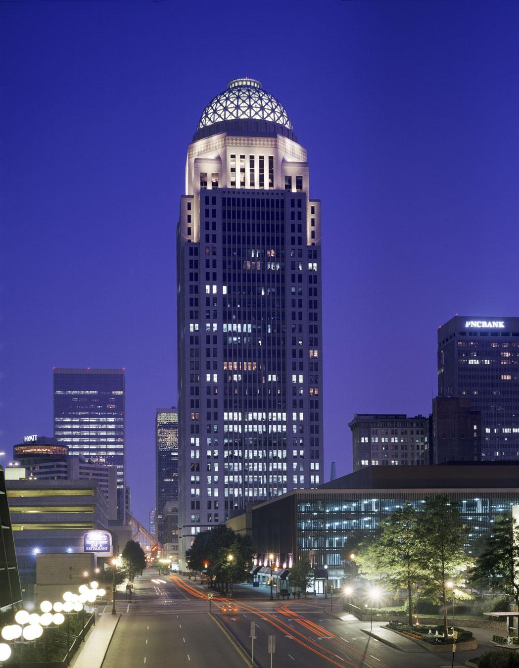 Aegon Center, Louisville