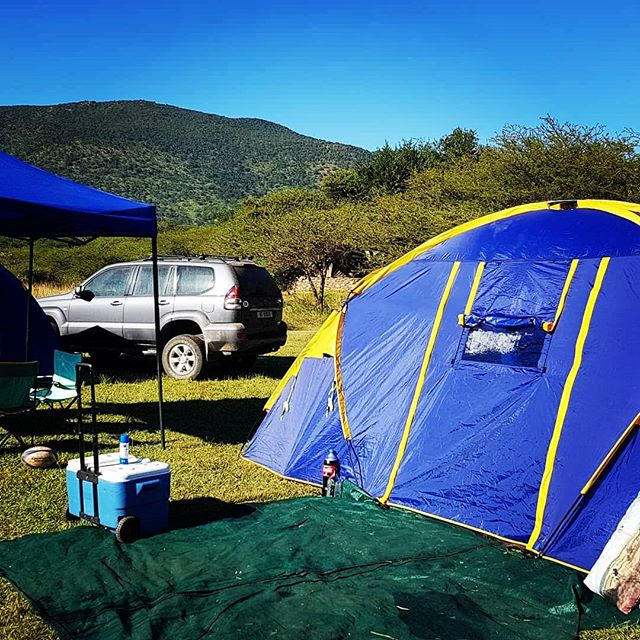 Zingela Trail Run camping entries are just R2000, all inclusive for the weekend (meals, camping, race fee). R1050 for supporters and half price for kids 🐾 www.zingelatrailrun.co.za