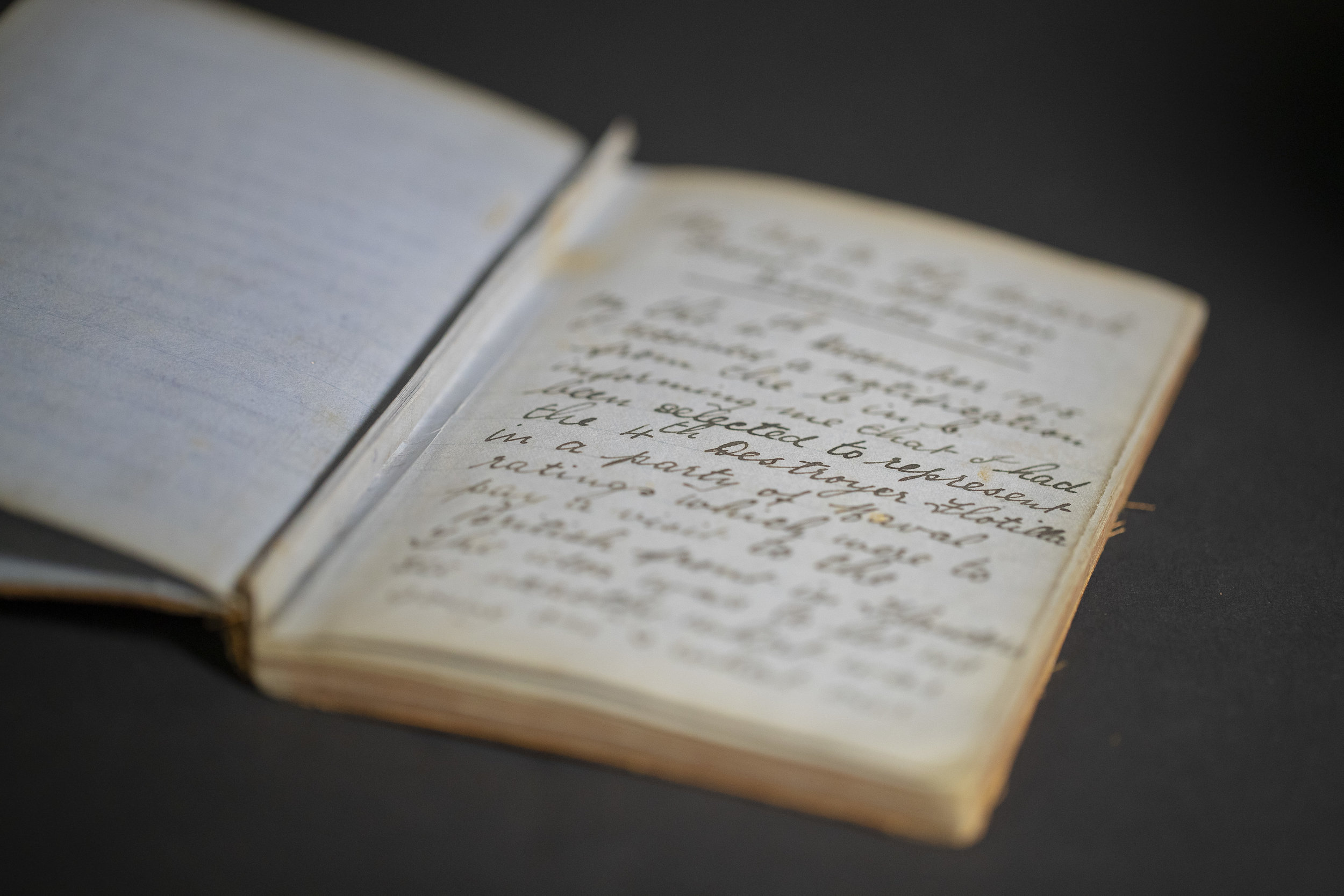 Diary of Sgt George James Russell -