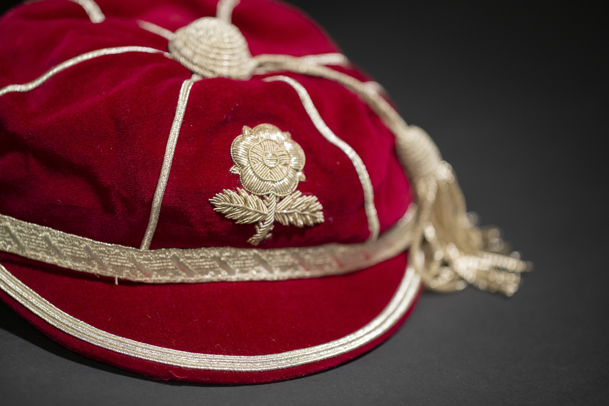 england rugby cap -