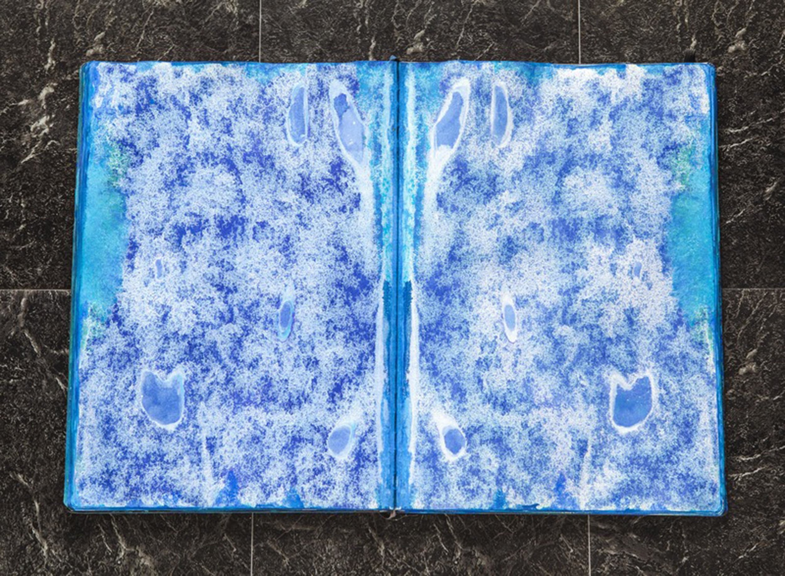 """red:der , 2014, 22"""" x 30"""", Archival digital Epson print."""