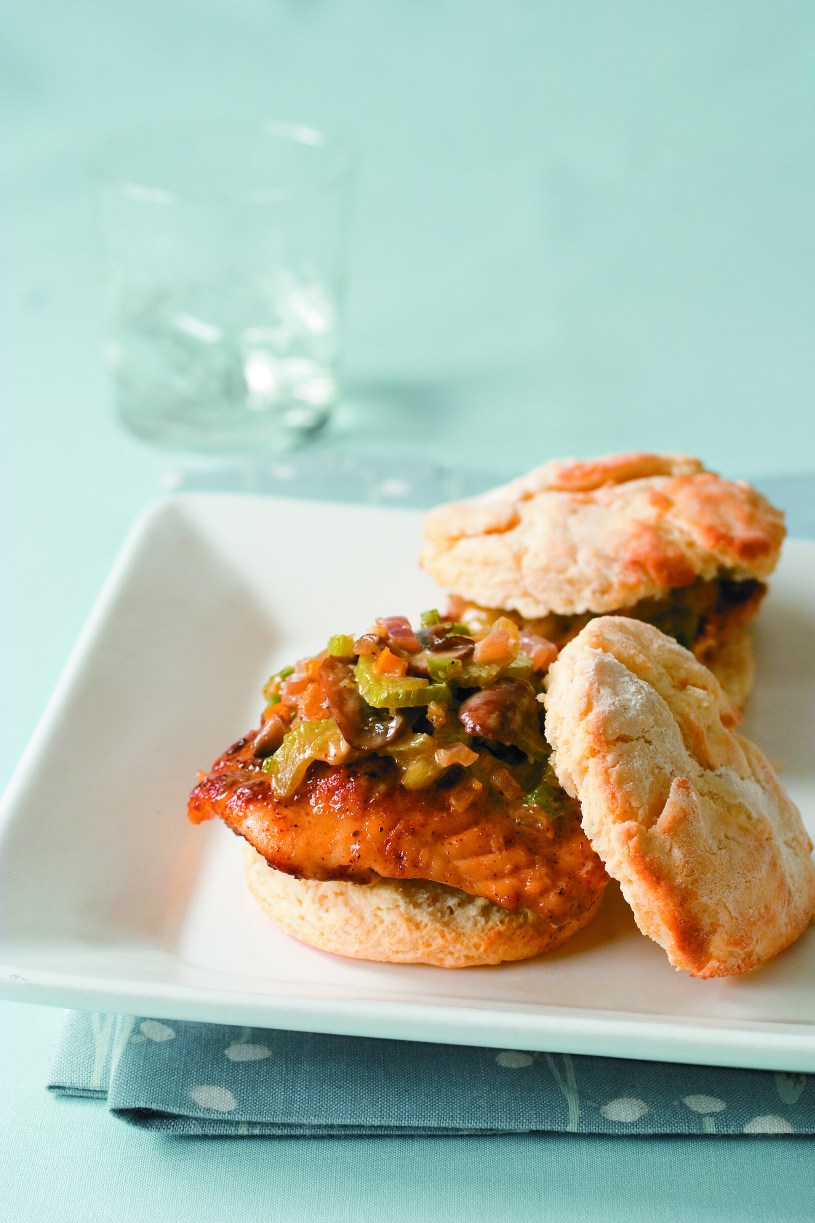 Catfish and Biscuits -