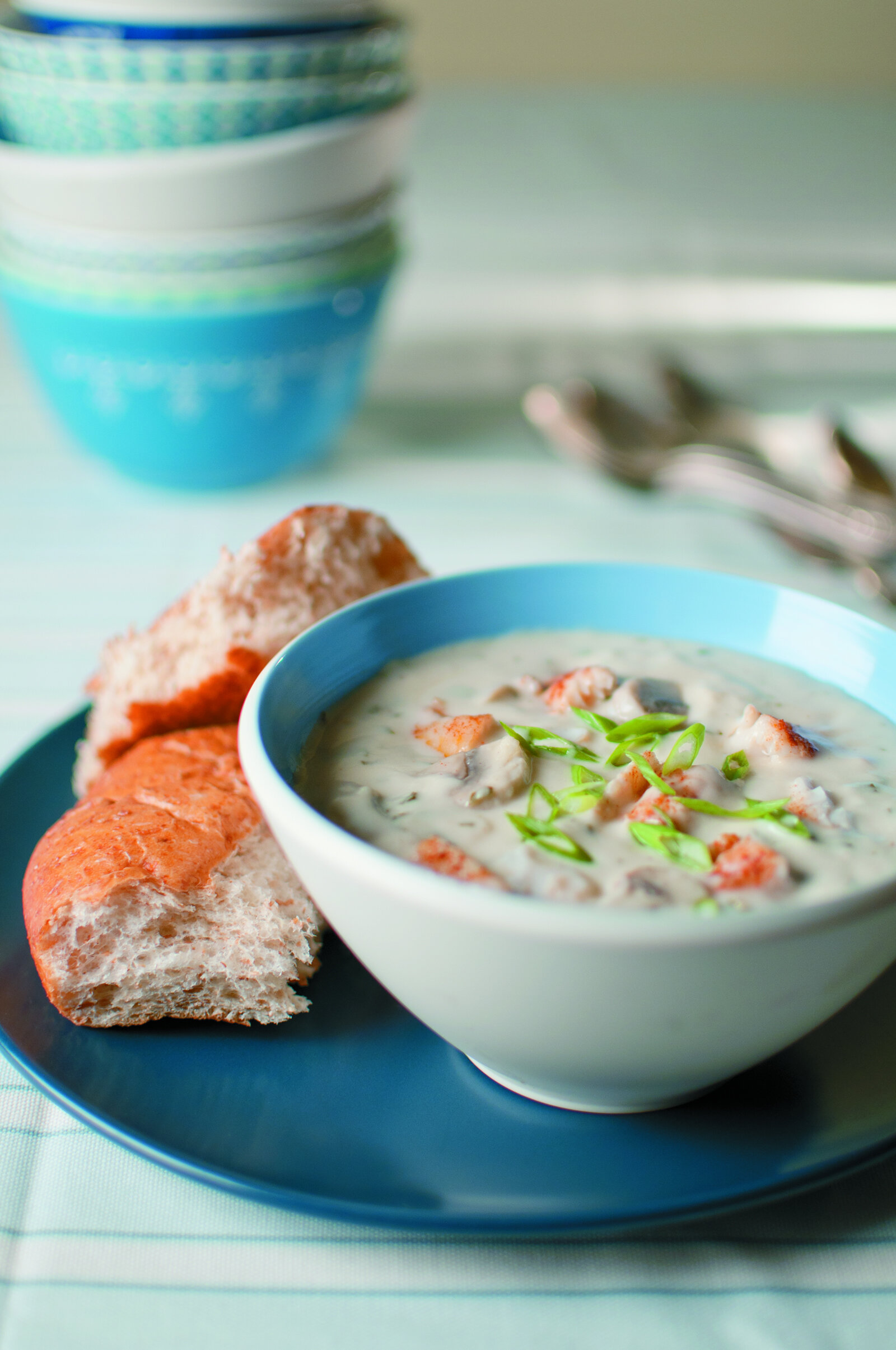 Catfish Bisque -
