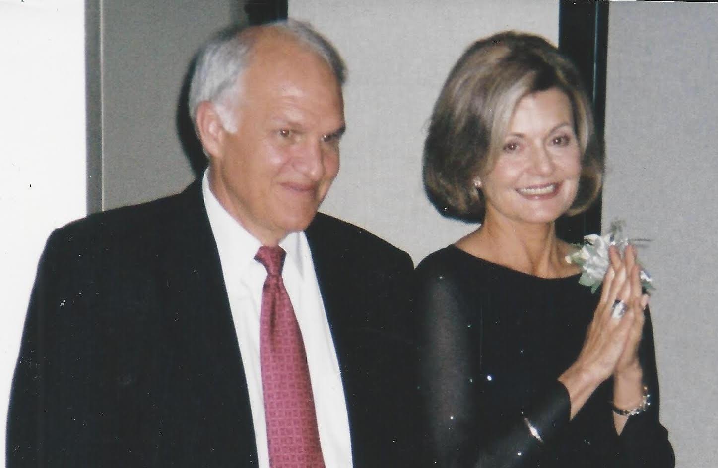 Bart and Lynn Holaday