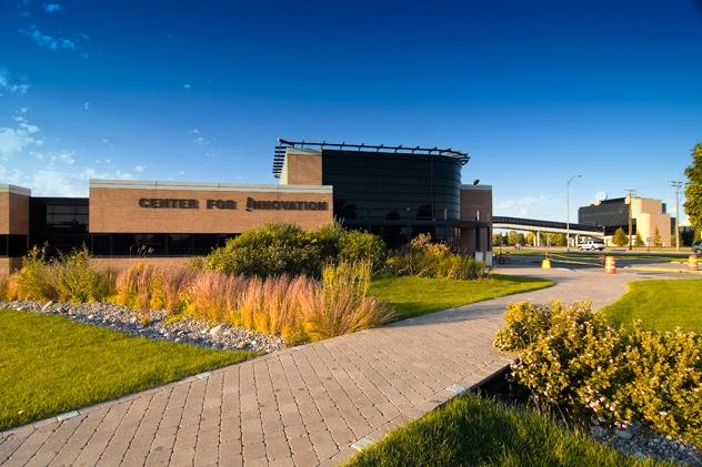 The University of North Dakota Center for InnovationThe University of North Dakota Center for Innovation