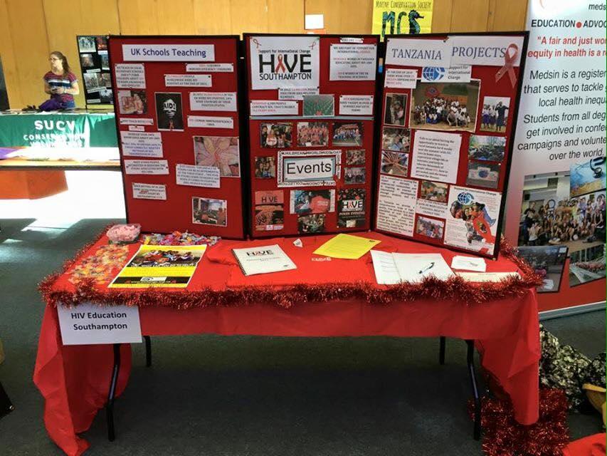 HIVE Southampton - HIV Education