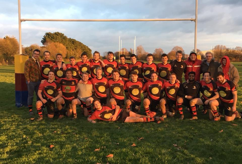 The Moose - Mens Rugby