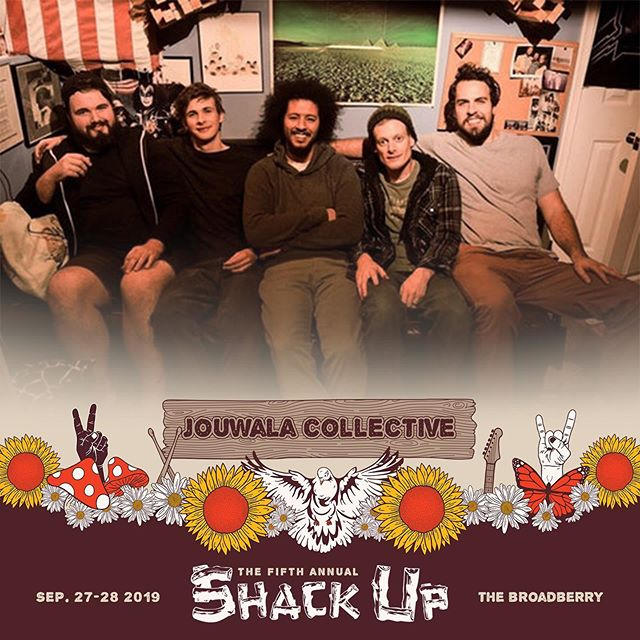 🌞Can't wait to party with all our friends at the 5th Annual SHACK UP at the Broadberry.  We will be helping kick off the two-day fest on Friday September 27th.  Get your tickets now by heading to shackup2019.eventbrite.com .  Don't miss this event that will be sure to have all of RVA caught up in the groove.