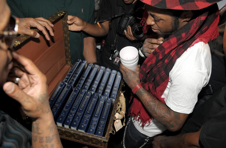 """""""If your bitch don't know the rules, I will read her the book.""""    Lil Wayne"""