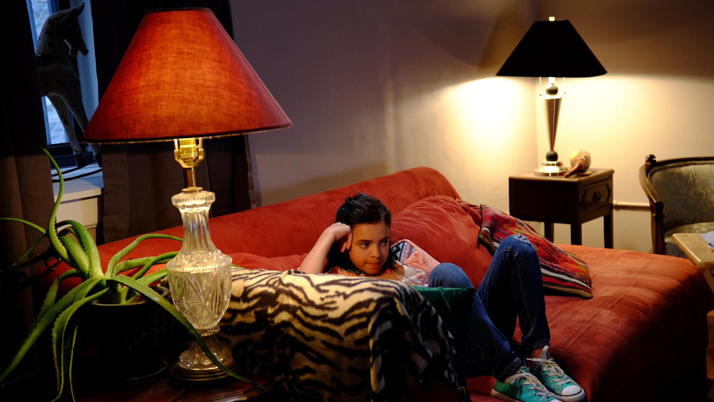 Rachel Lizette as Maria