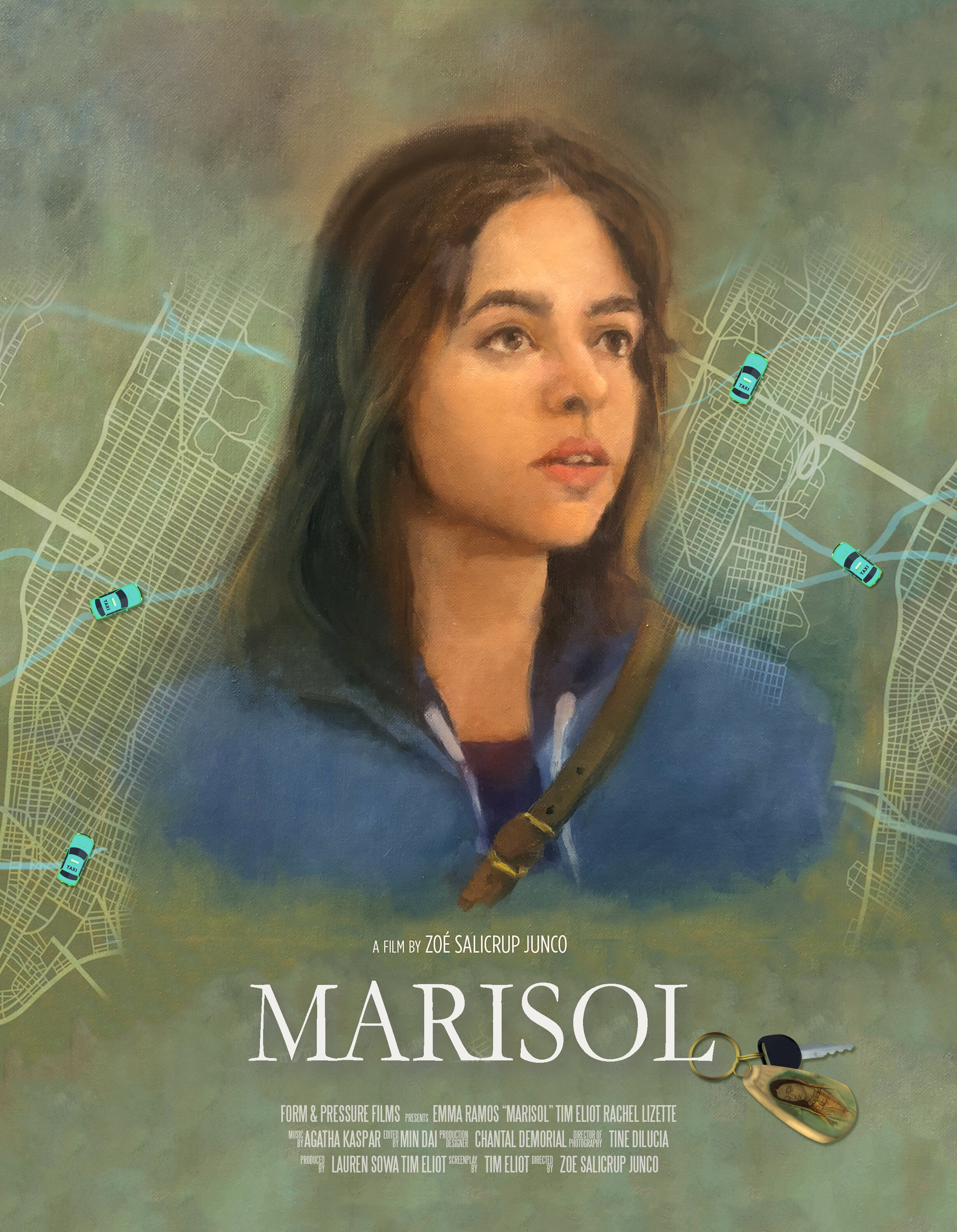 Marisol - directed by Zoé Salicrup Juncowritten by Tim Eliotproduced by Form & Pressure Films15 mins.