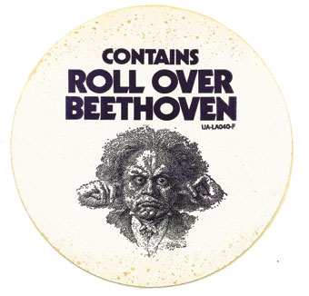 """The Electric Light Orchestra, """"Roll over Beethoven"""""""