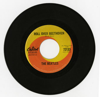 """The Beatles """"Roll over Beethoven / Please Mr. Postman"""""""