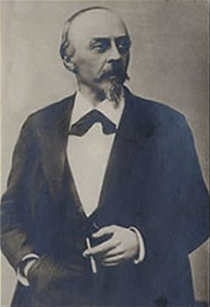 Hans von Bülow (1830-1894)  Photograph with autograph musical inscription dated Nov. 28, 1873 Gift of the American Beethoven Society, 1998