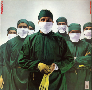 """Rainbow, """"Difficult to Cure"""""""