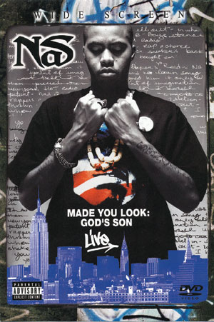 Nas, Made You Look: God's Son / Live
