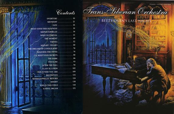 Trans-Siberian Orchestra, Beethoven's Last Night