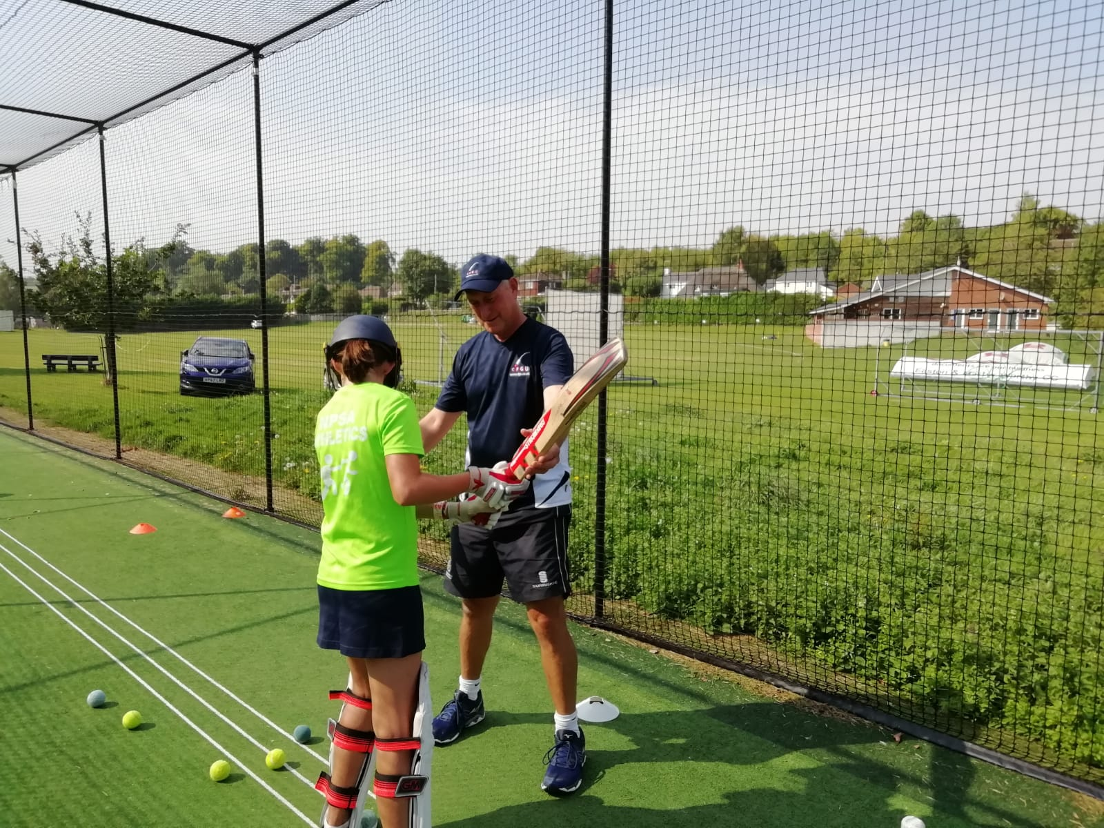 coaching - CFGU delivers a bespoke coaching experience to clubs, individuals and schools, universities and county players.
