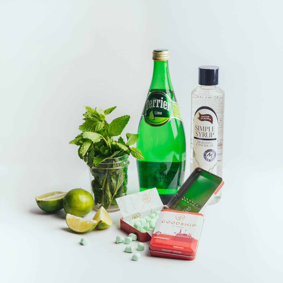 infused mojito recipe