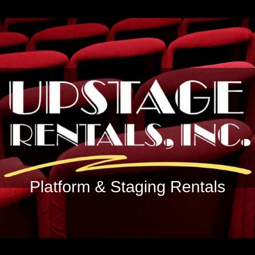 Upstage Rentals LLC - Platform and Staging Rentals