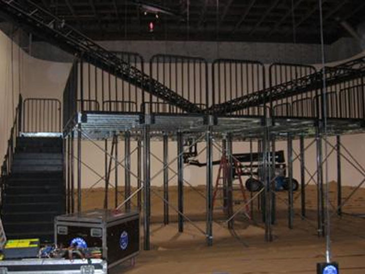 Stage Install and removal