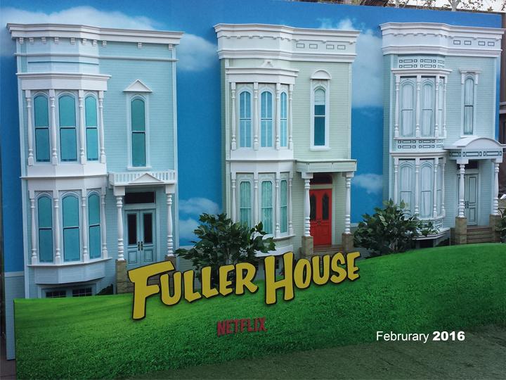 Full House Scenery -  Opener