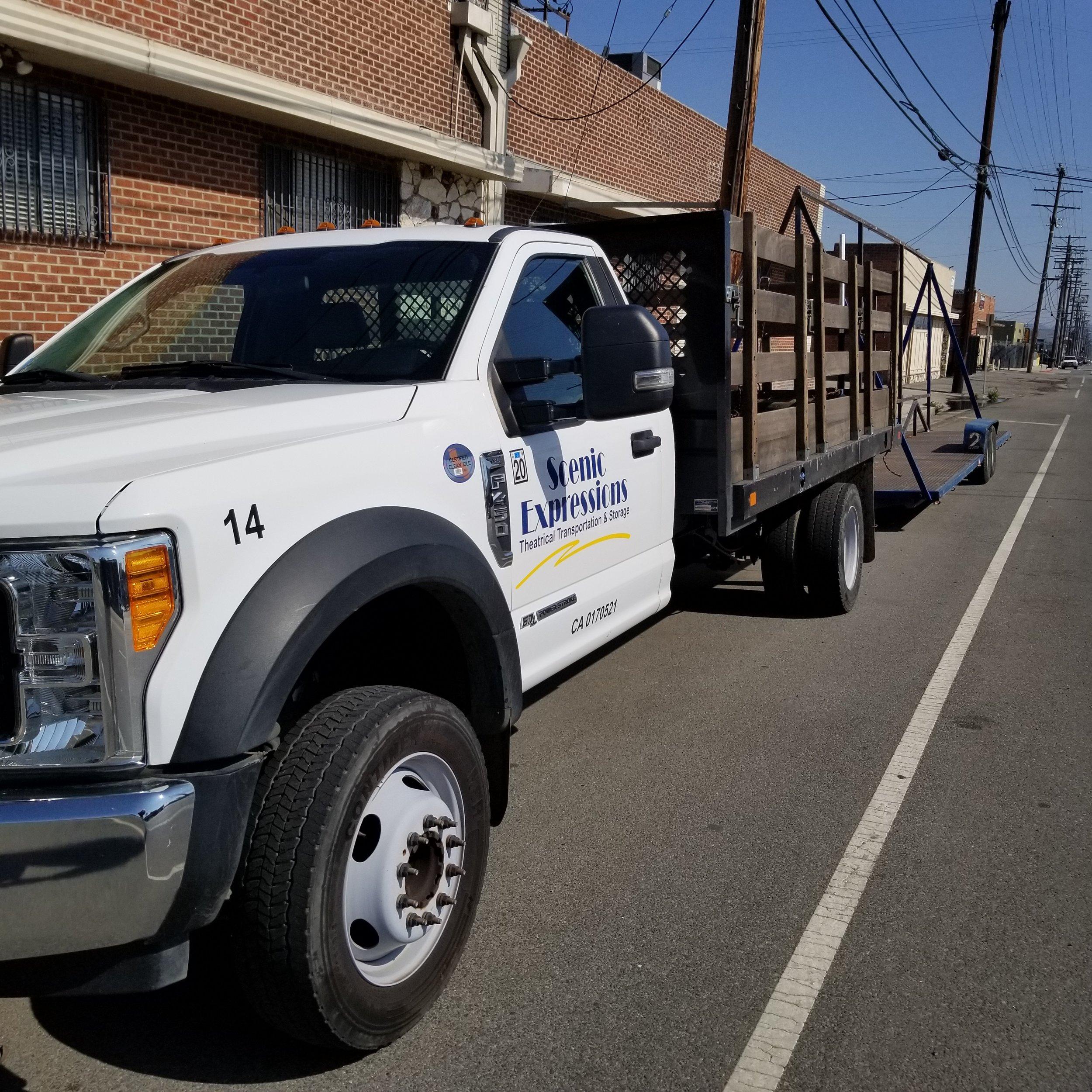 Stake-Bed Trucks