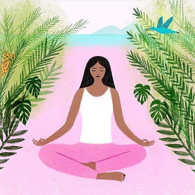 """Du möchtest dich auch während der Periode wohl in deiner Haut fühlen? Dir einen Moment Ruhe und einfach nur Zeit für dich gönnen? Stell dir vor, dass du dich sogar auf deine nächste Menstruation freuen kannst 😍. Weil du dich zurückziehen, deine Batterien aufladen und deine Weiblichkeit zelebrieren darfst. . . Yoga kann dich super dabei unterstützen! Dafür brauchst du nur ein paar Minuten, keinerlei Hilfsmittel (nicht mal eine Yogamatte) und darfst auch absoluter Yoga-Neuling sein. . . Hol dir für den Einstieg das kostenlose Infoblatt """"Yoga während der Menstruation"""". Und auf meinem Youtube-Kanal findest du einige Videos für jede Phase deines weiblichen Zyklus. Link in Bio 💚. #periodpositivity . .  Wonderful picture by @auralewis"""