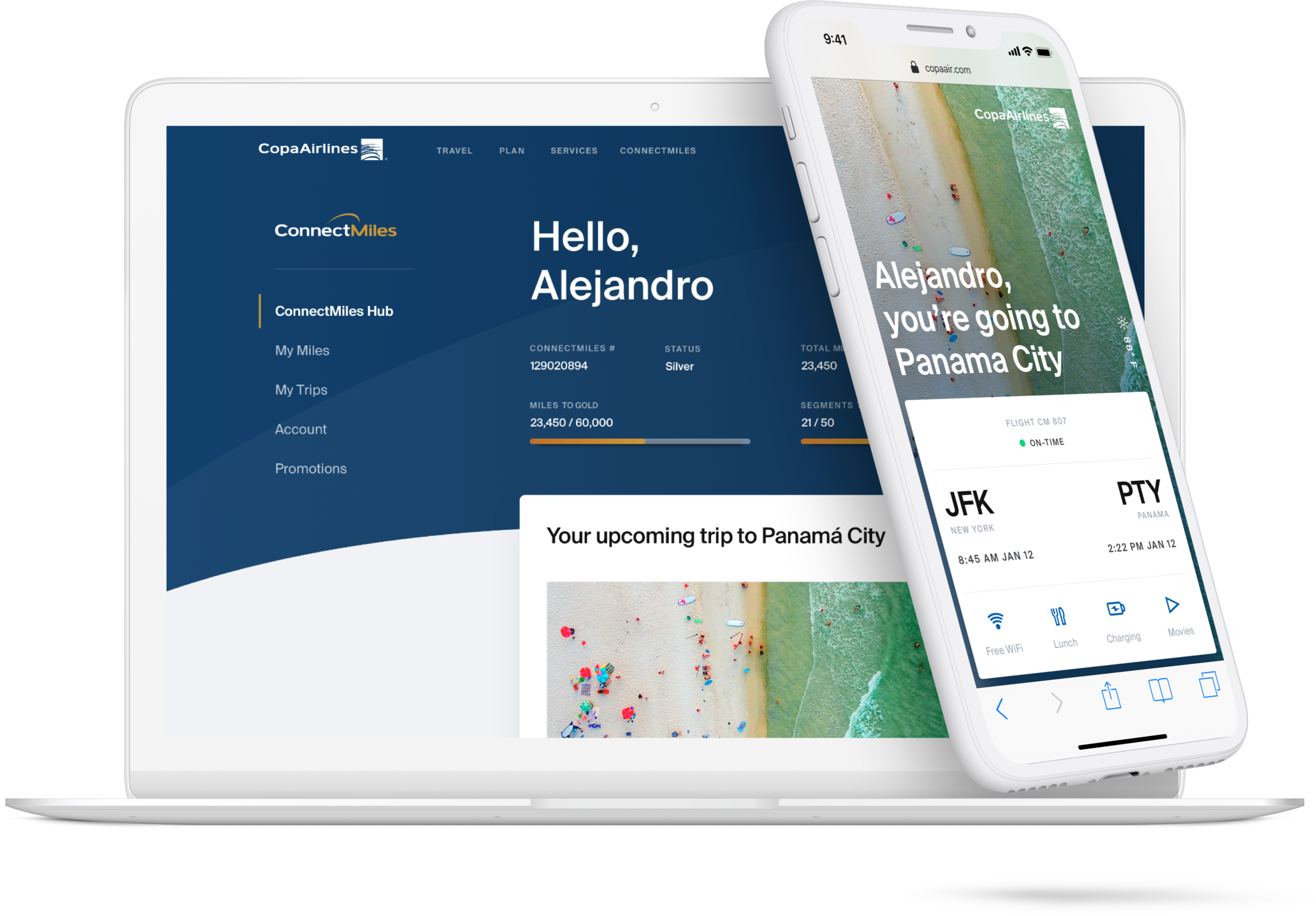 Copa Airlines -