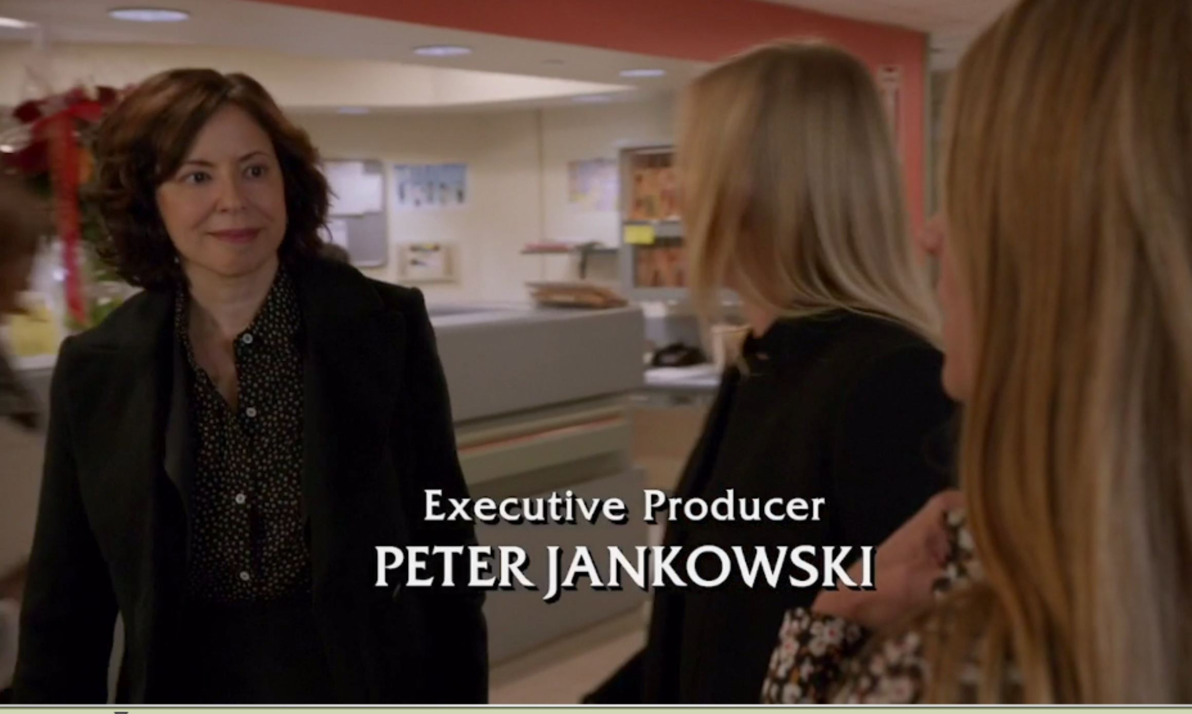 "Dr. Levy's entrance on ""Pathological"" episode of Law and Order: SVU."