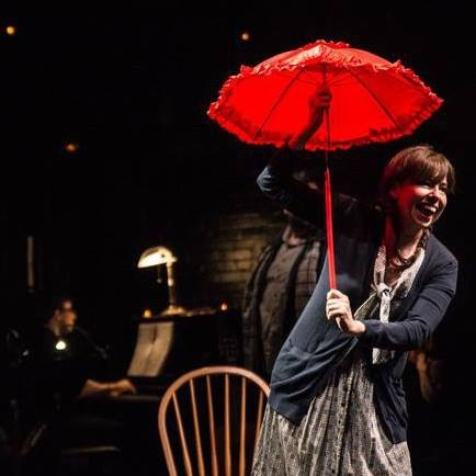As Mrs. Curtin in A Man of No Importance, directed by Diana Basmajian. Photo credit Billy Bustamante.