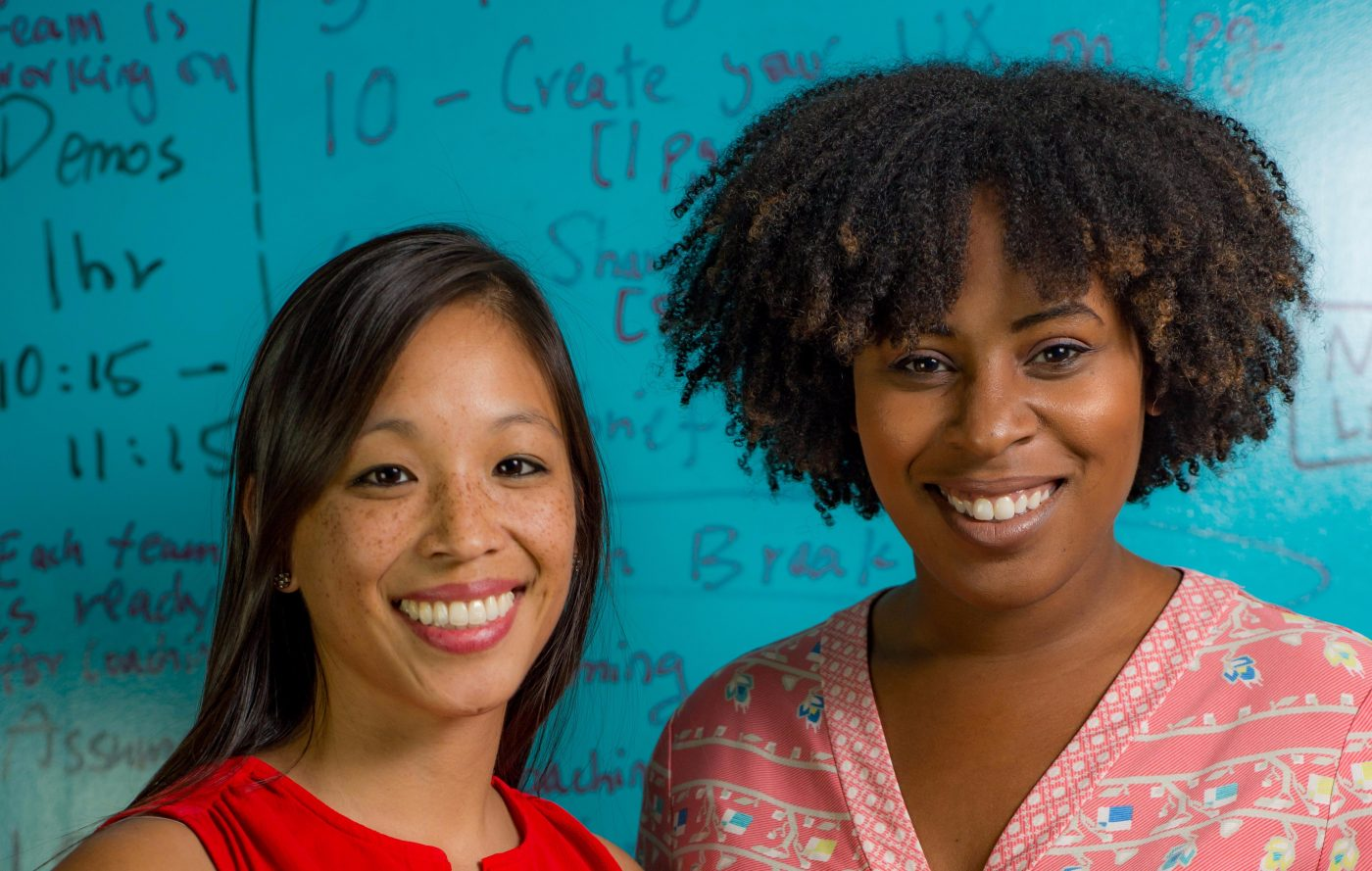 Meet Alina and Ashley | Mindright - MindRight empowers youth of color to heal from trauma from systemic oppression.