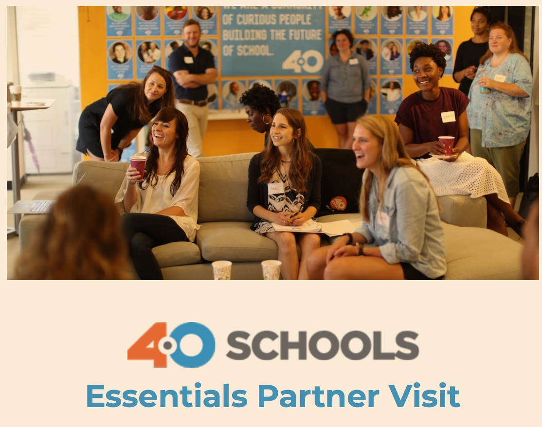 Visitor's Guide to 4.0's Essentials Program -  .