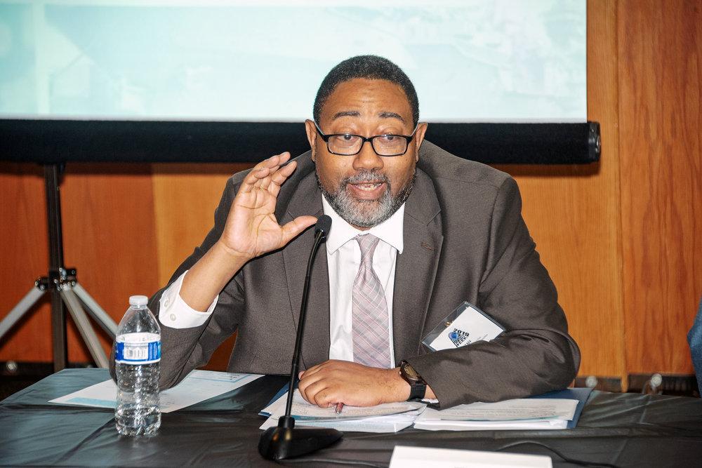 Winston Majette (Executive Director, HARLEM WEEK)
