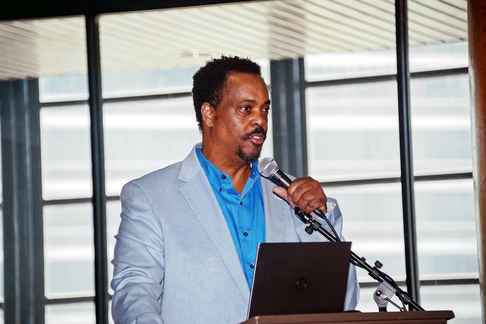 Clayton Banks (CEO, Silicon Harlem)