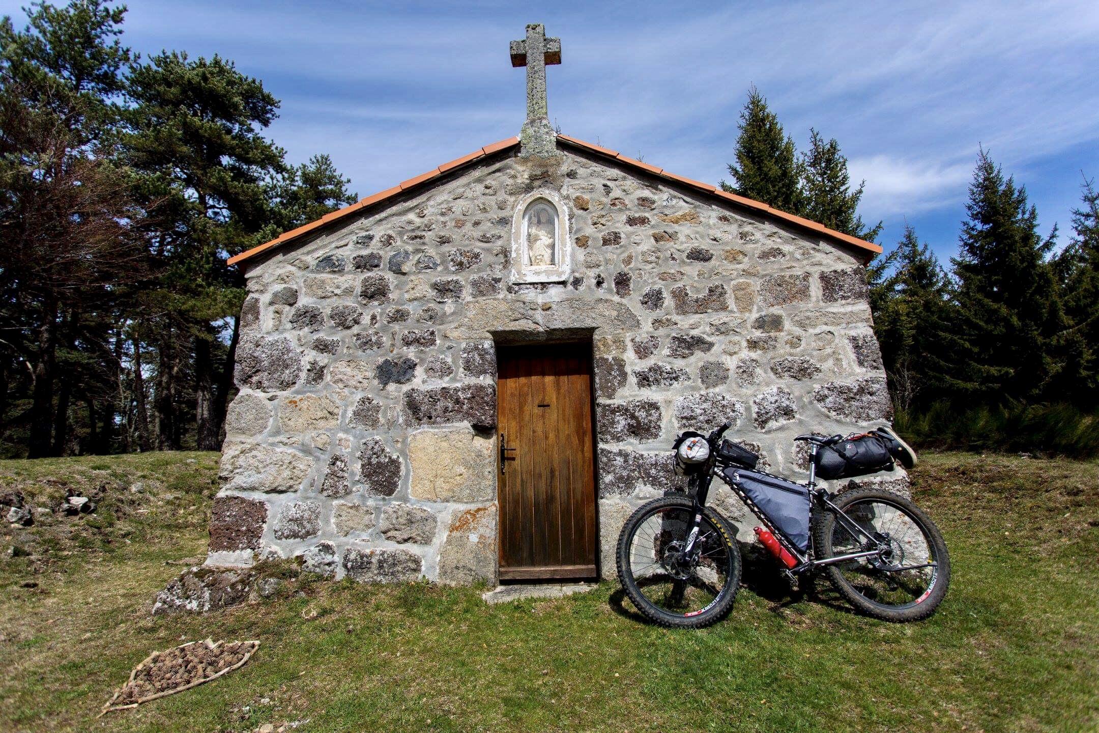 France, Parc Naturel Regional des Monts d'Ardèche