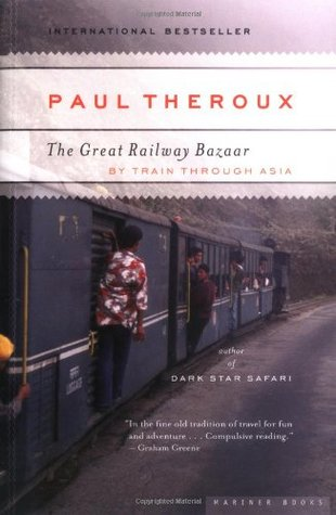 The Great Railway Bazaar (1975) - Paul Theroux's strange, unique, and hugely entertaining railway odyssey has become a modern classic of travel literature. Here Theroux recounts his early adventures on an unusual grand continental tour.