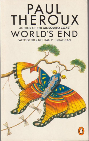World's End (1982) - World's End and Other Stories shows once more Paul Theroux's dazzling versatility and his marvelous feeling for place. It is a most distinguished collection with a variety of settings and a varied cast of characters.